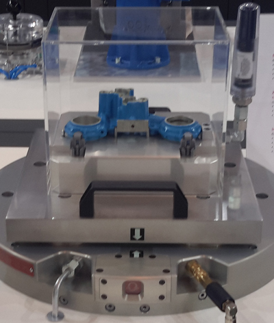 5- Axis clamping