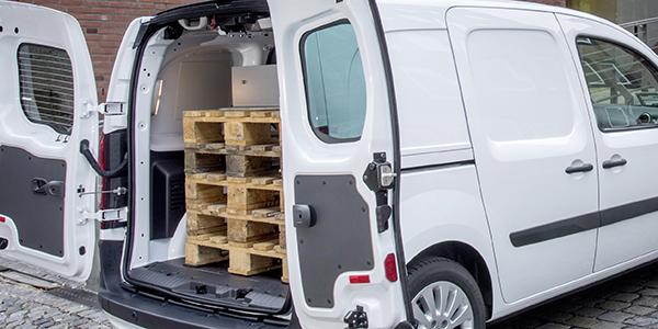 Large load area