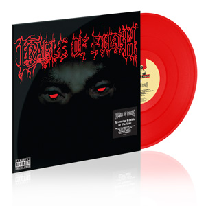 Get Cradle of Filth's 'From the Cradle to Enslave' vinyl