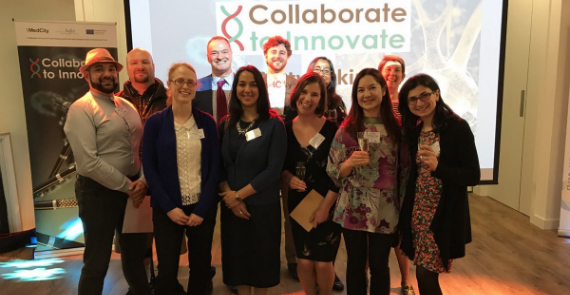 Collaborate to Innovate winners announced