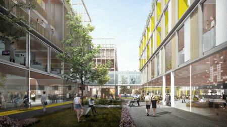 £14m London Cancer Hub investment