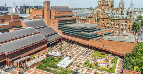 British Library announces new life sciences space