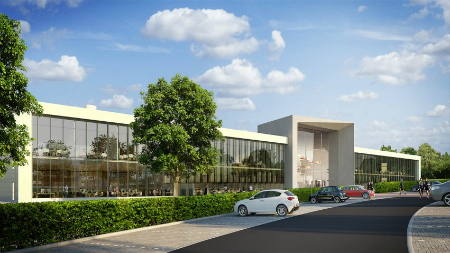 £35m new home for Cambridge life sciences companies